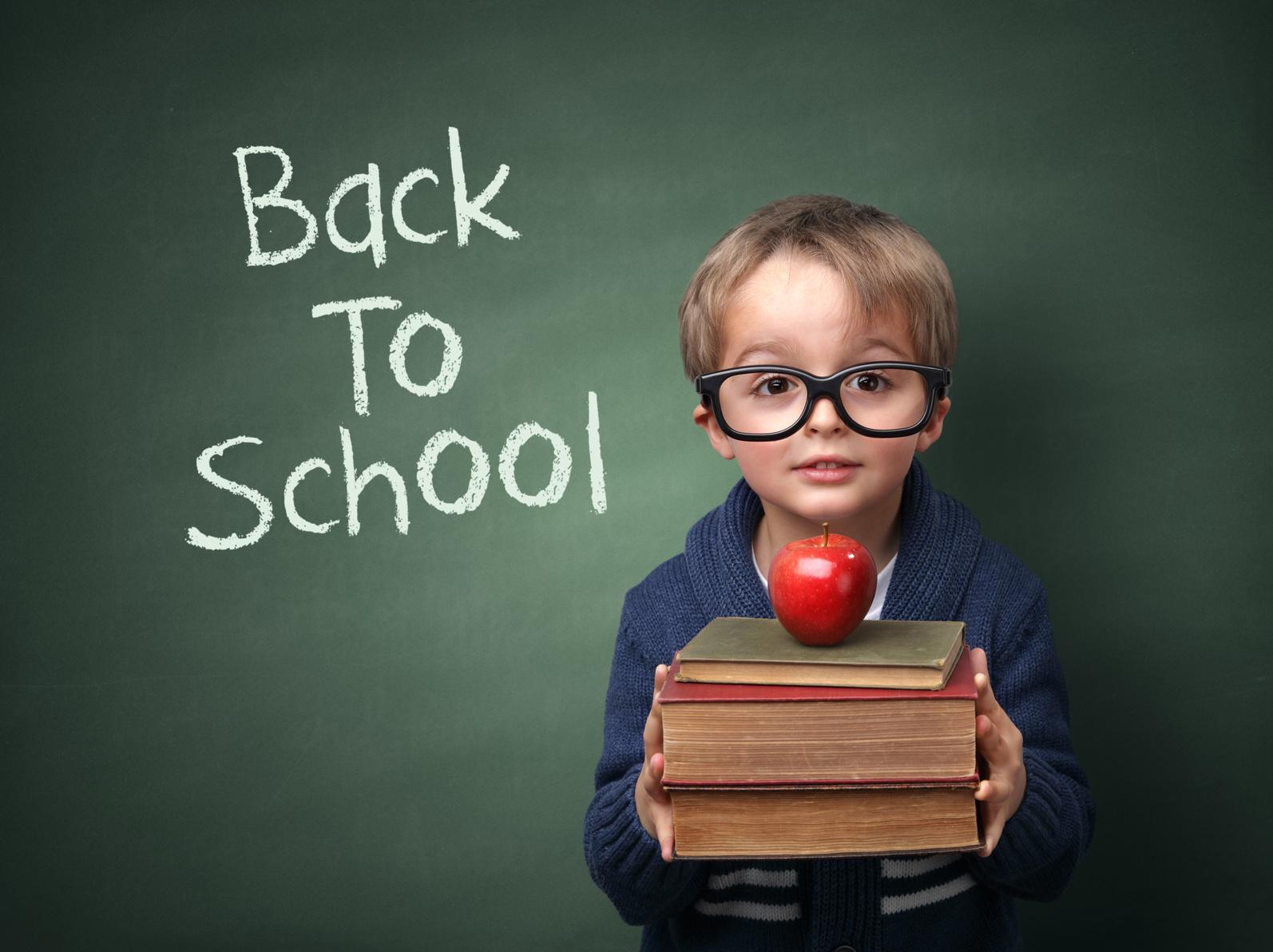 Scotia Back to School Routine