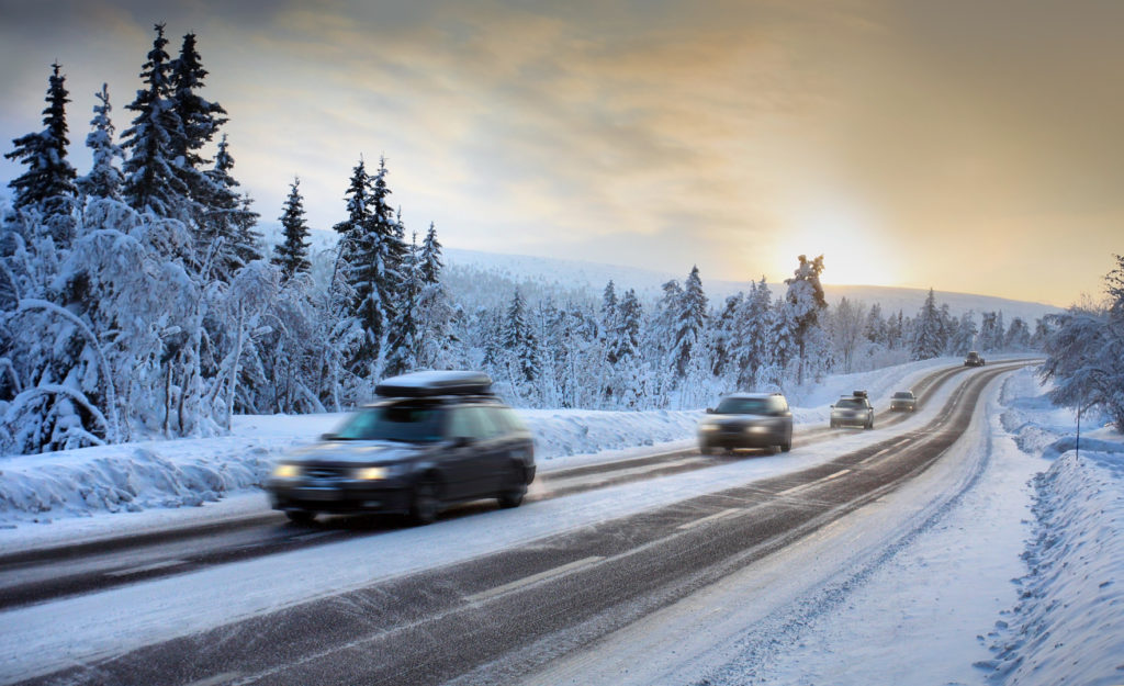 Driving Tips for New York Winter