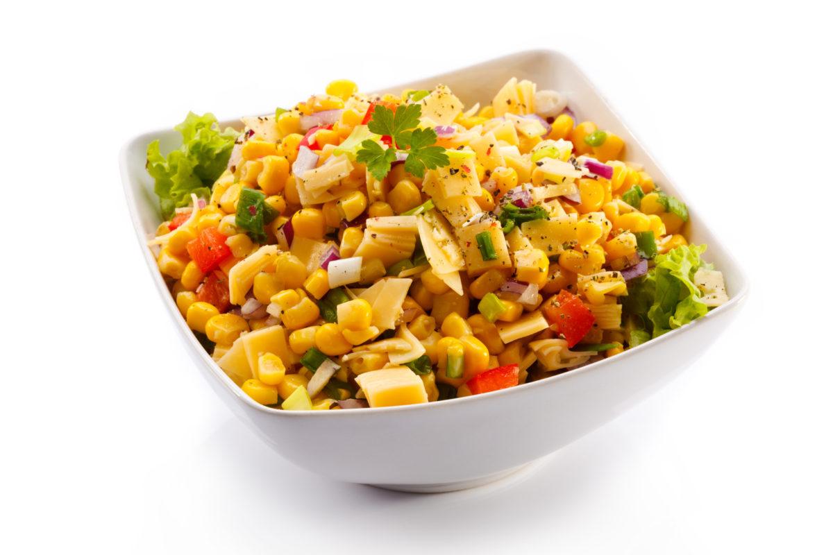 Corn and Vegetable Summer Salad Recipe