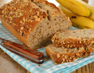 Summer Recipe: Banana Bread
