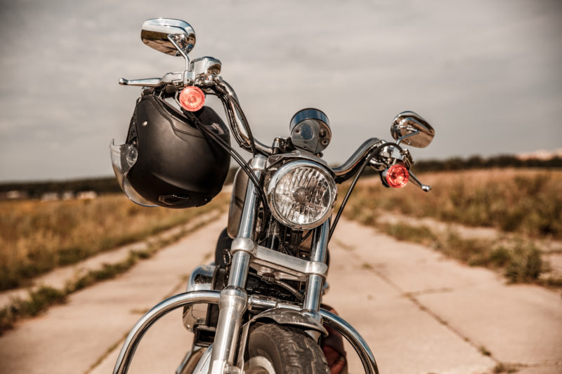 What Should I Look for When Buying a Motorcycle Helmet?