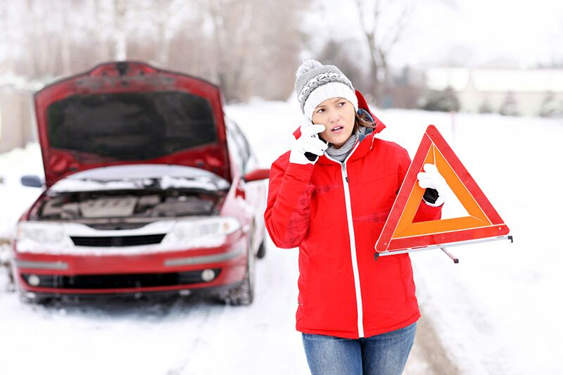 Common Causes for Winter Car Breakdowns