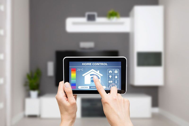 Use Smart Technology to Protect Your Home