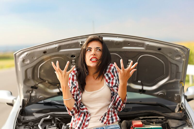 Keep Your Car from Overheating This Summer