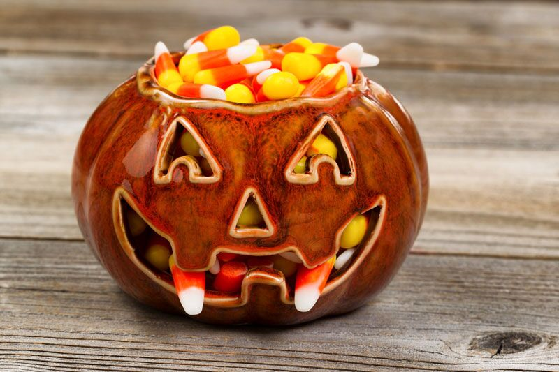 Safety Suggestions for Trick-or-Treaters