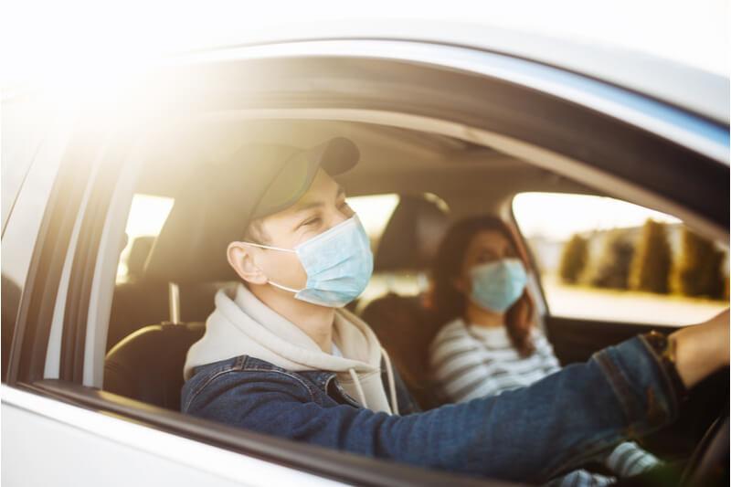 rideshare during coronavirus,