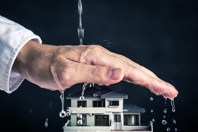homeowners insurance for rain damage