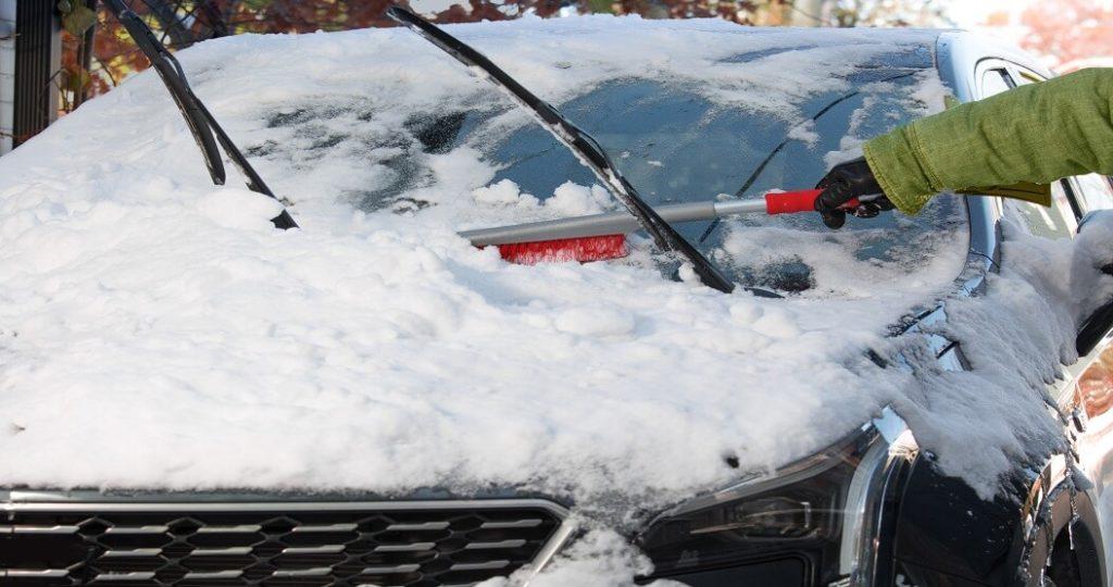 Winterize Car